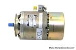 160SG137Q Starter Generator, D.C. Aircraft, 160 Amp